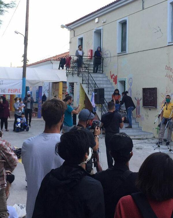 L'assurdo sgombero del centro di accoglienza di Pikpa, sull'isola di Lesbo