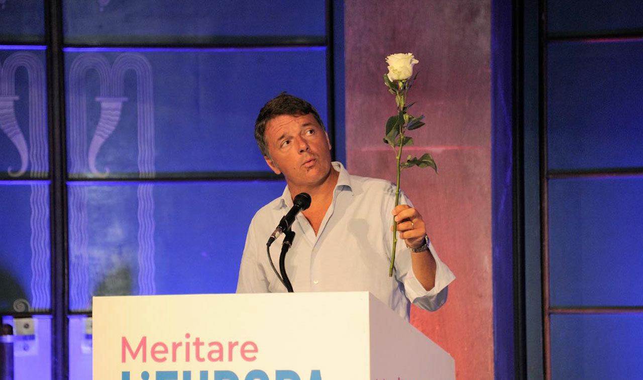 Matteo Renzi rischia di essersi condannato all'irrilevanza