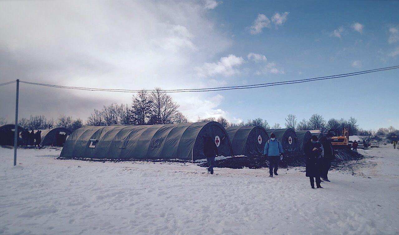 Routes Roulette, un progetto per aiutare i migranti a Lipa, in Bosnia