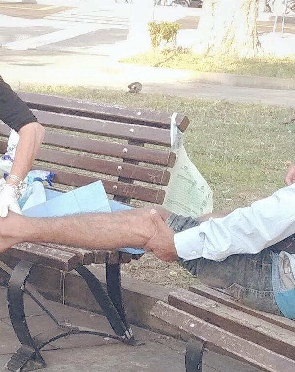 A Trieste curare le ferite dei migranti è favoreggiamento all'immigrazione clandestina