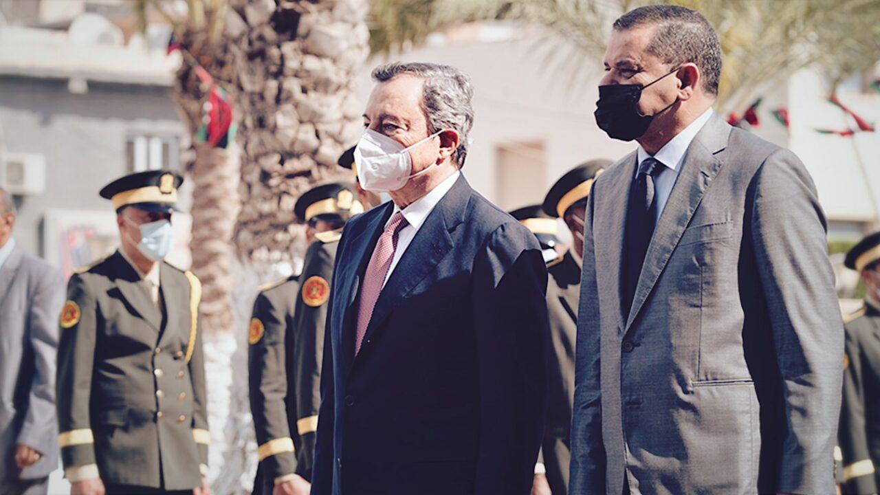 Draghi è soddisfatto delle torture in Libia?