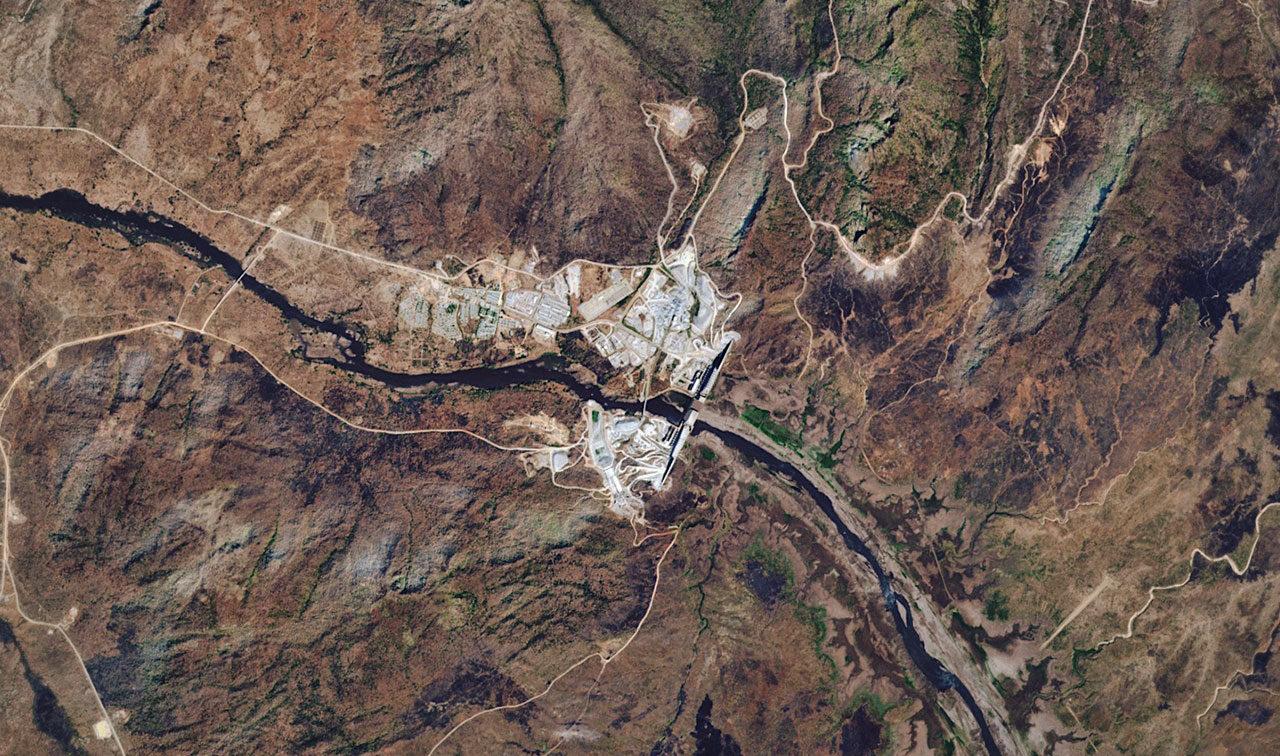 La guerra dell'acqua per la Grande diga del rinascimento etiope