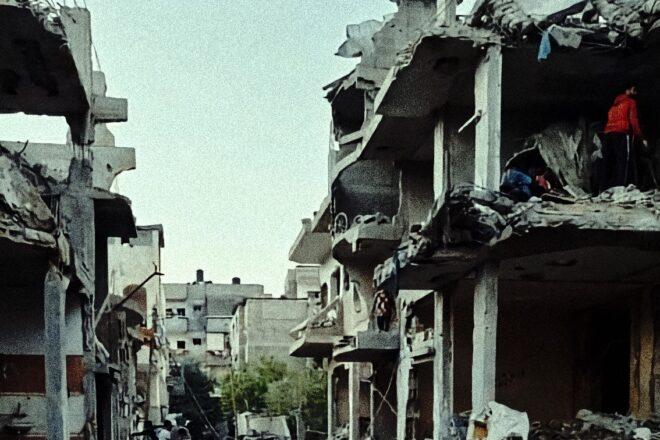 Quella in Israele non è una guerra civile