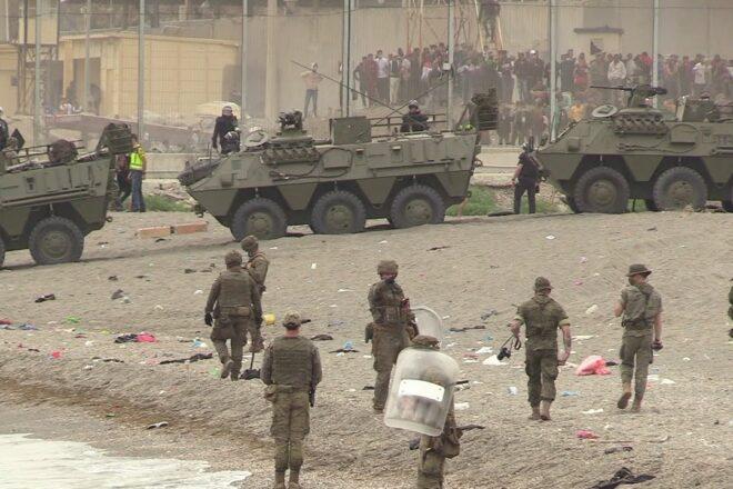 Che cosa sta succedendo a Ceuta