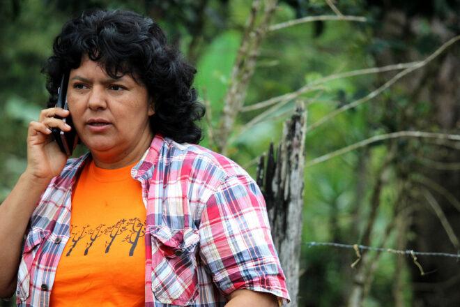 Uno dei mandanti dell'omicidio di Berta Cáceres è stato condannato