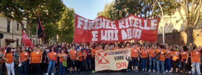 La battaglia per la Gkn è solo la prima: sarà un autunno difficile per i lavoratori